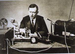Foto + biografia di Guglielmo Marconi