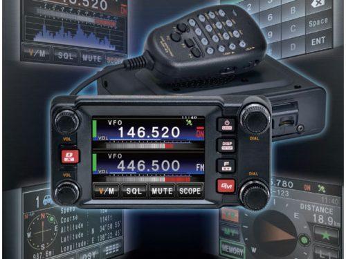YAESU FTM-400XDE RTX VEICOLARE BIBANDA DIGITAL FDMA & BLUETOOTH