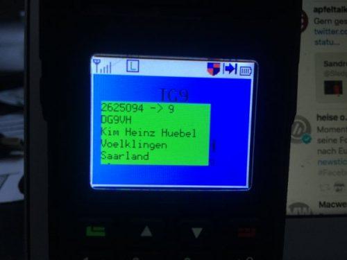 Tytera md380/390 firmware modificato md380tools