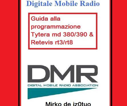 CPS Tytera md380/390 programmazione